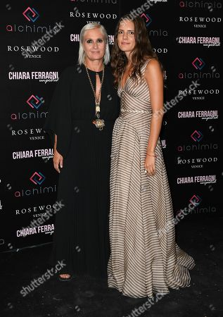 Editorial image of Rosewood Venice X Chiara Ferragni Unposted event, 76th Venice Film Festival, Italy - 04 Sep 2019