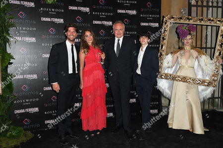 Paolo Barletta, Claudia Masciopinto, Maurizio Masciopinto, Vincenzio Masciopinto