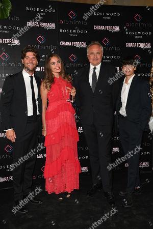Paolo Barletta, Claudia Masciopinto, Maurizio Masciopinto, Vincenzo Masciopinto