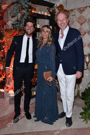 Paolo Barletta, Michela Proietti, Arturo Artom