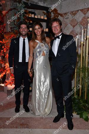 Paolo Barletta, Sara Cavazza, Mathias Facchini
