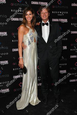 Editorial photo of Rosewood Venice X Chiara Ferragni Unposted event, 76th Venice Film Festival, Italy - 04 Sep 2019