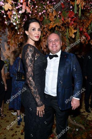 Editorial picture of Rosewood Venice X Chiara Ferragni Unposted event, 76th Venice Film Festival, Italy - 04 Sep 2019