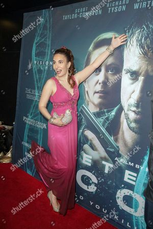 Editorial photo of Movie premiere of 'Eternal Code' in Hollywood, USA - 04 Sep 2019