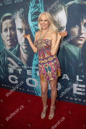 Donna Spangler arrives at the red carpet even for the premiere of 'Eternal Code' at TCL Chinese Theatre in Hollywood, California, USA, 04 September 2019. The movie will be releases in theaters on 06 September.