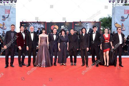 Tom Wlaschiha, Mark Chao, Pascal Greggory, Huang Xiangli, Songwen Zhang, Ma Yingli, Joe Odagiri, Ayumu Nakajim, Gong Li, Jean-Michel Jarre