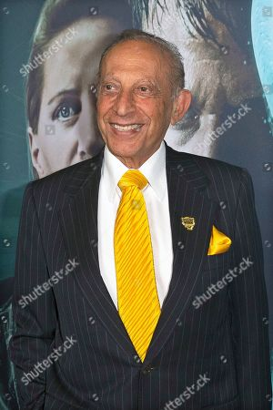 Former mayor of Beverly Hills, Iranian-US politician Jimmy Delshad arrives for the premiere of 'Eternal Code' at TCL Chinese Theatre in Hollywood, California, USA, 04 September 2019. The movie will be releases in US theaters on 06 September.