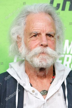 Bob Weir arrives for the LA Premiere of 'The Game Changers' at ArcLight Hollywood in Los Angeles, California, USA, 04 September 2019. The movie opens in US theaters on 16 September 2019.