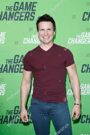 Hal Sparks arrives for the LA Premiere of 'The Game Changers' at ArcLight Hollywood in Los Angeles, California, USA, 04 September 2019. The movie opens in US theaters on 16 September 2019.