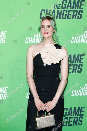 Kate Nash at the LA Premiere of The Game Changers at ArcLight Hollywood in Los Angeles, California, USA 04 September 2019. The movie opens in the US 16 September 2019.