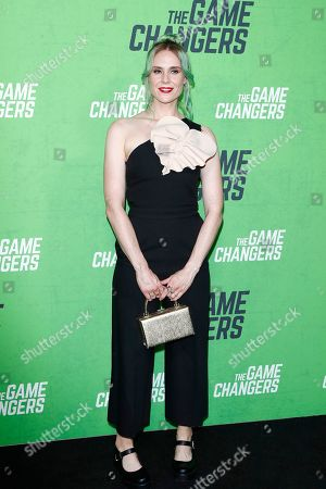 Editorial image of Movie premiere of The Game Changers in Los Angeles, USA - 04 Sep 2019