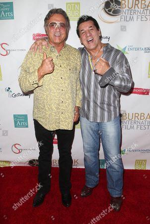 Frank Stallone, Chuck Zito