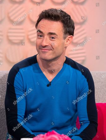 Editorial picture of 'Lorraine' TV show, London, UK - 05 Sep 2019