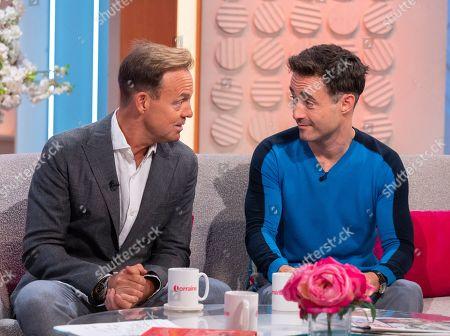 Editorial photo of 'Lorraine' TV show, London, UK - 05 Sep 2019