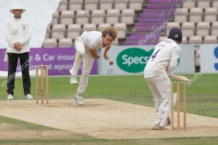 Editorial image of Hampshire County Cricket Club v Leicestershire County Cricket Club, ECB 2nd XI Championship Final., Day Three - 05 Sep 2019