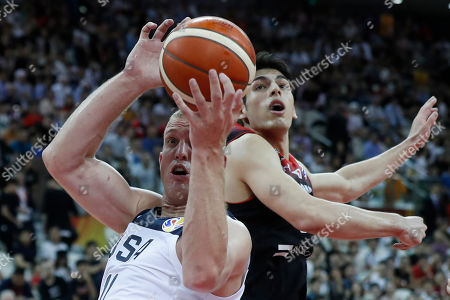 Editorial picture of FIBA Basketball World Cup 2019, Shanghai, China - 05 Sep 2019