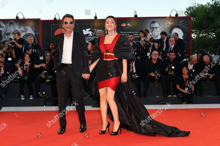 Editorial image of 'Saturday Fiction' premiere, 76th Venice Film Festival, Italy - 04 Sep 2019