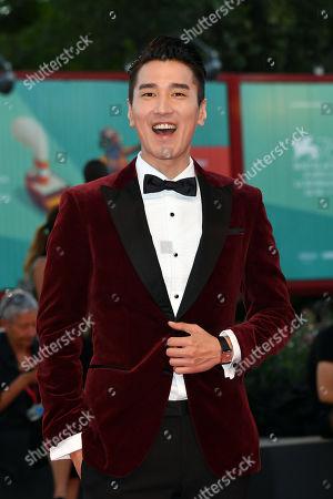 Stock Photo of Mark Chao