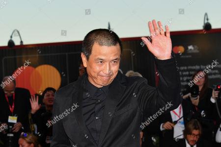 The director Lou Ye