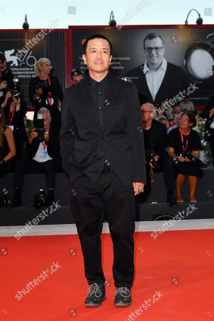 Stock Photo of The director Lou Ye