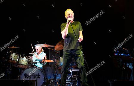 Deep Purple - Ian Paice and Ian Gillan