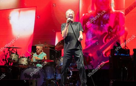 Editorial image of Deep Purple 'The Long Goodbye Tour' in concert, Wiltern Theatre, Los Angeles, USA - 04 Sep 2019