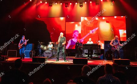 Editorial photo of Deep Purple 'The Long Goodbye Tour' in concert, Wiltern Theatre, Los Angeles, USA - 04 Sep 2019