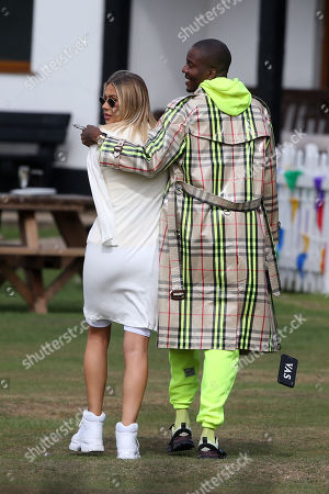 Editorial picture of 'The Only Way Is Essex' TV show filming, Essex, UK - 05 Sep 2019