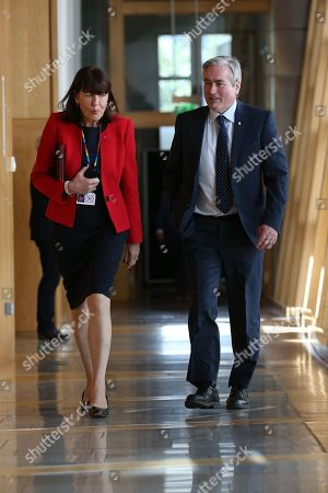 Editorial picture of Scottish Parliament First Minister's Questions, The Scottish Parliament, Edinburgh, Scotland, UK - 05 Sep 2019