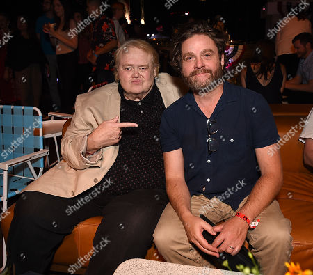 Editorial picture of 'Baskets' FX TV Series Finale Event, Los Angeles, USA - 04 Sep 2019