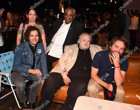 Editorial photo of 'Baskets' FX TV Series Finale Event, Los Angeles, USA - 04 Sep 2019