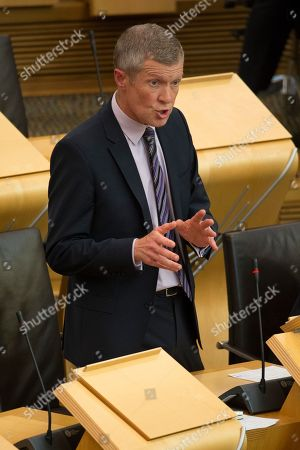 Avoiding a No-deal Exit from the EU debate at The Scottish Parliament - Willie Rennie, Leader of the Scottish Liberal Democrats