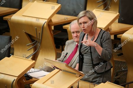 Avoiding a No-deal Exit from the EU debate at The Scottish Parliament - Stewart Stevenson and Gillian Martin