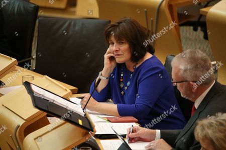 Avoiding a No-deal Exit from the EU debate at The Scottish Parliament - Jeane Freeman, Cabinet Secretary for Health and Sport