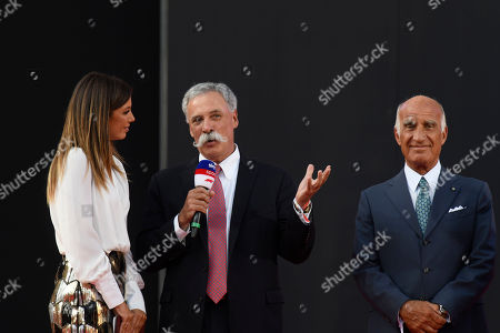 Motorsports: Ferrari 90th Anniversary Festival, 
