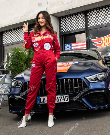 Editorial picture of Place to B Racing for Charity, Leipzig, Germany - 05 Sep 2019