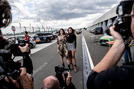 Editorial image of Place to B Racing for Charity, Leipzig, Germany - 05 Sep 2019