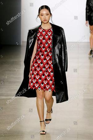 Editorial photo of Elie Tahari show, Runway, Spring Summer 2020, New York Fashion Week, USA - 05 Sep 2019