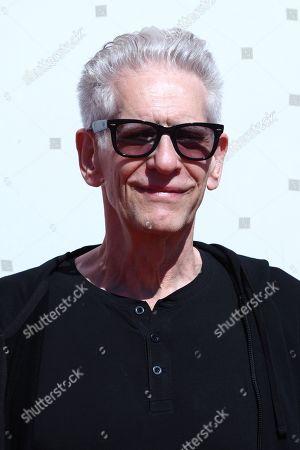 Stock Image of David Cronenberg