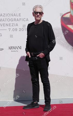 Editorial picture of 'Crash' screening, 76th Venice Film Festival, Italy - 05 Sep 2019
