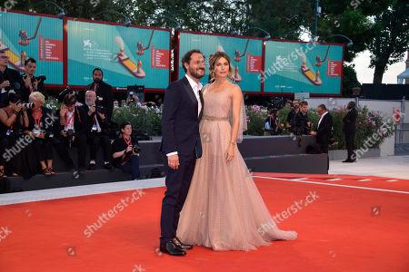 Fabio Troiano and Eleonora Pedron