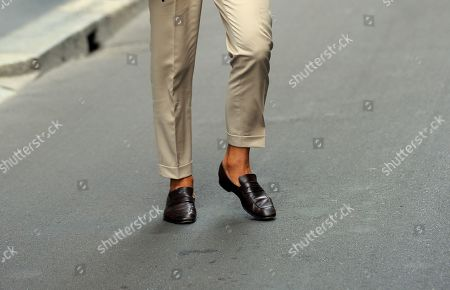 Claudio Marchisio, shoe detail