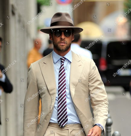 Editorial photo of Claudio Marchisio out and about, Milan, Italy - 05 Sep 2019