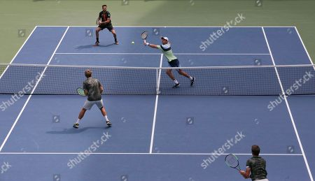 Editorial image of US Open Tennis, New York, USA - 05 Sep 2019