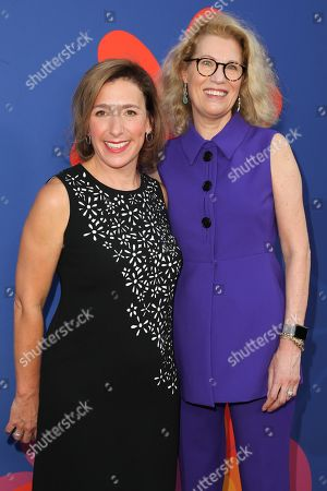 Jane Latman and Kathleen Finch