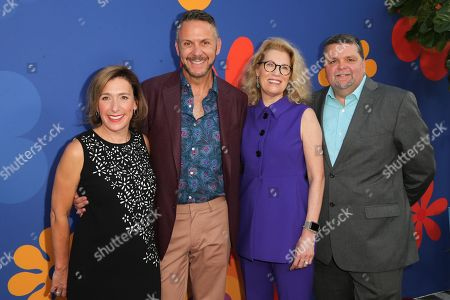 Editorial image of 'A Very Brady Renovation' TV show premiere, Arrivals, The Garland, Los Angeles, USA - 05 Sep 2019