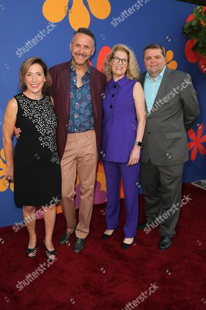 Editorial picture of 'A Very Brady Renovation' TV show premiere, Arrivals, The Garland, Los Angeles, USA - 05 Sep 2019