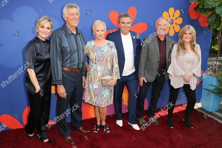 Maureen McCormick, Barry Williams, Eve Plumb, Mike Lookinland and Susan Olsen