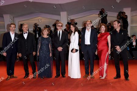 Editorial image of 'Gloria Mundi' premiere, 76th Venice Film Festival, Italy - 05 Sep 2019
