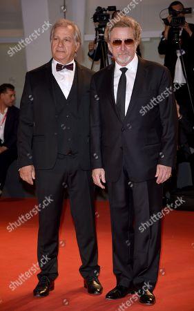 Gerard Meylan and Robert Guediguian